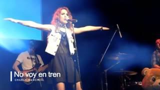 Daniela Herrero - No Voy En Tren (Charly Garcia) | Había una vez... Rock!