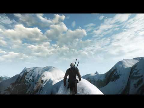 Geralt's Lonely Mountain