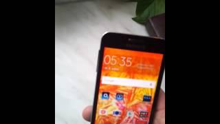Samsung A3 vadný displej