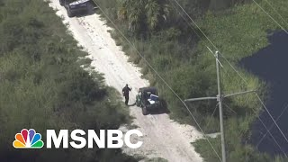 Фото Apparent Human Remains Found After Brian Laundrie's Possessions Located In FL Park