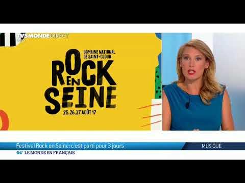 Musique: Festival Rock en Seine, c'est parti pour 3 jours!