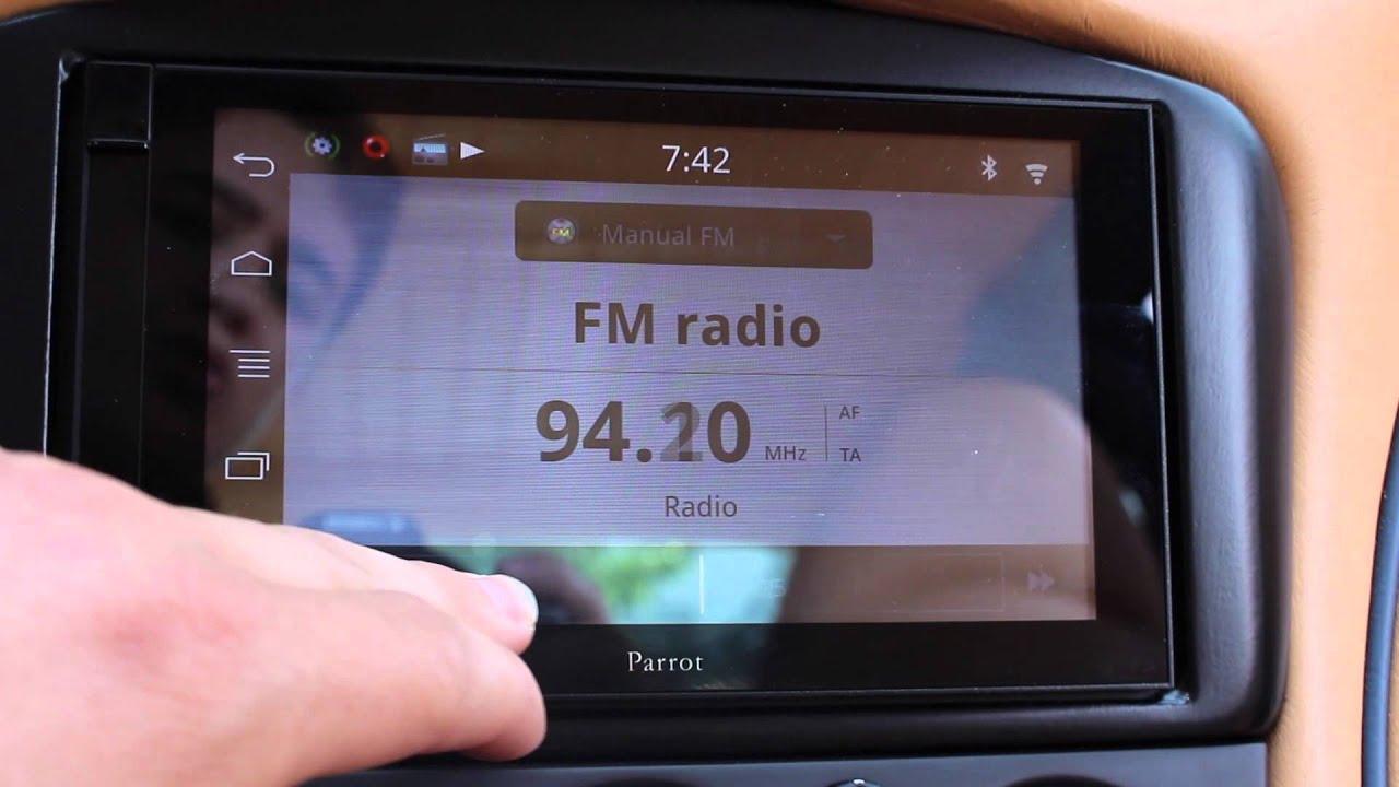 2015 Maserati Quattroporte >> Maserati Touch Screen Radio + Sound Upgrades! - YouTube