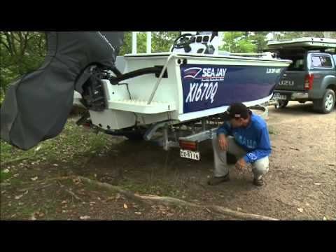 Towing Trailer Boats #1