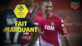 3 passes décisives, 1 but : Slimani guide Monaco vers une nouvelle victoire!