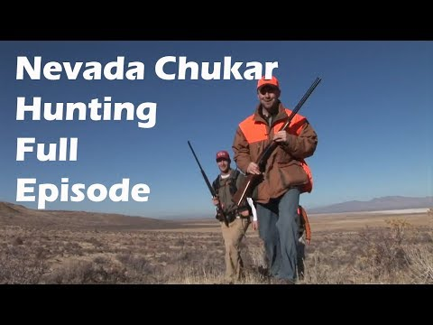 Nevada Chukar Hunt Full Episode