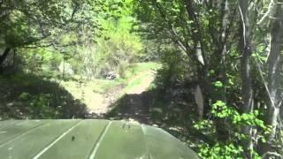 Экстримальное путешествие на джипах в Крымских горах.(, 2015-01-14T21:10:28.000Z)