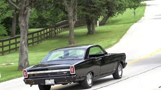 "Custom 1967 Ford Fairlane 500 Fastback ""Sportsroof"" 4K UHD"