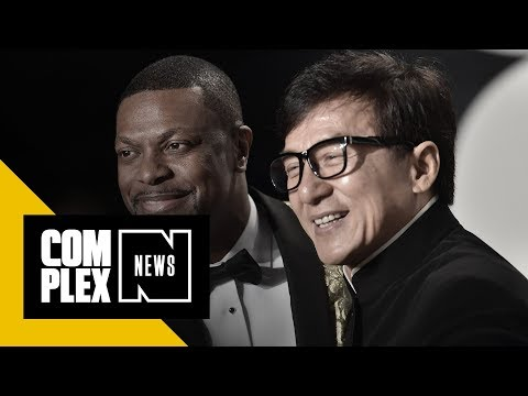 Chris Tucker Confirms 'Rush Hour 4' With Jackie Chan