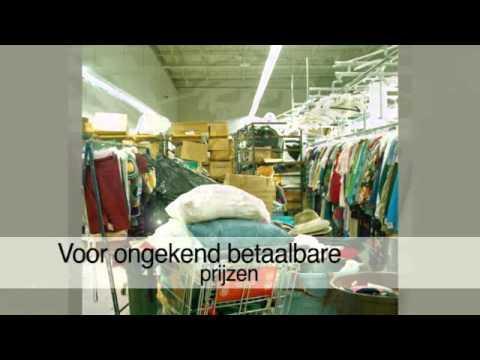 tweedehands kleding mijdrecht kringkoop - kringloopwinkel - youtube