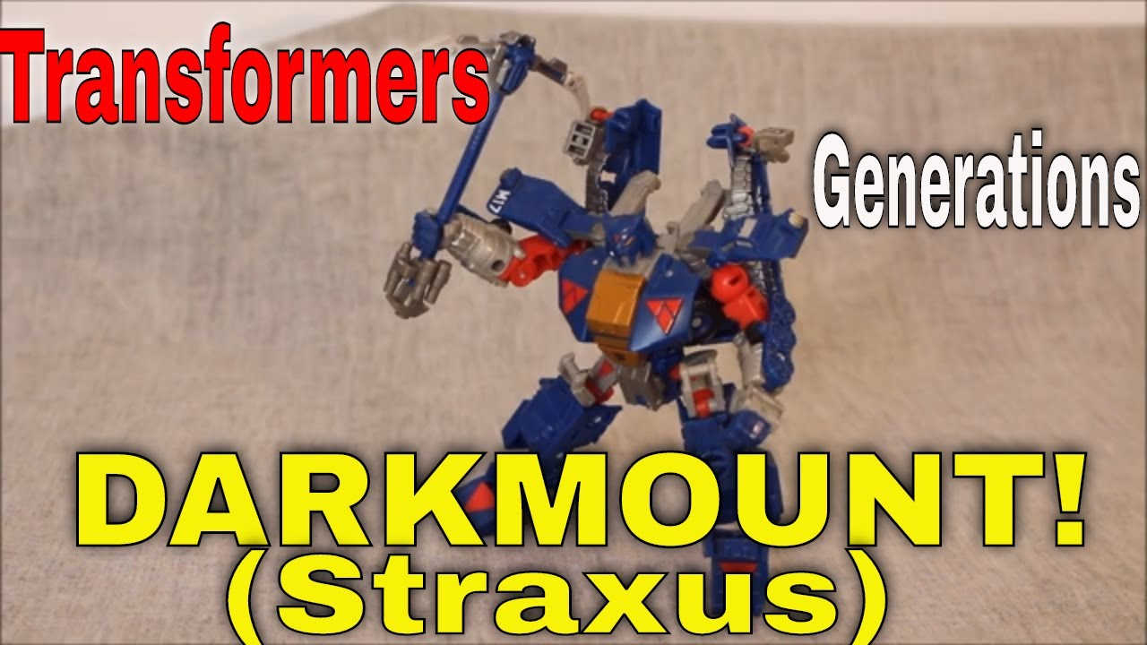 All Hail Lord Straxus - Govenor of Polyhex!...But, Was the Generations Offering any Good?