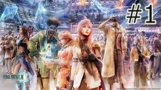 GZ - Final Fantasy XIII Walkthrough [Thai] Chapter 1