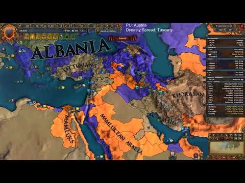 Albania or Iberia on very hard engaging France and rest part 10