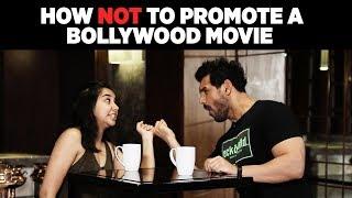 How Not To Promote A Film ft O Saki Saki Performance by John Abraham | MostlySane | Batla House