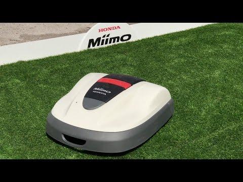 Honda Miimo : Robotic Lawn Mower