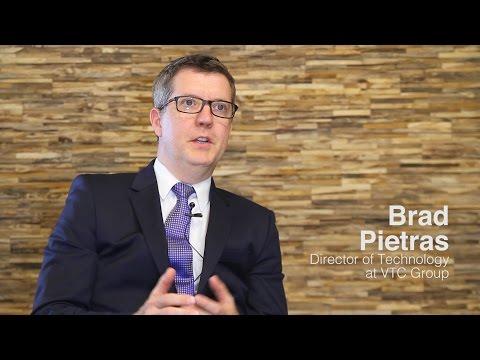 Brad Pietras, VTC Group - Europe's Corporate Startup Stars