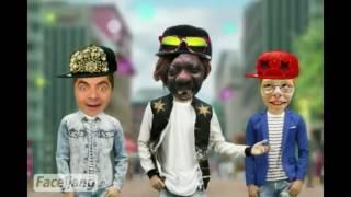 MILIK TETANGGA Versi Mr Bean - Voc. Dawan Dumay