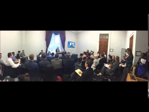 Christianity In Iraq: IDC & ICC Hill Briefing
