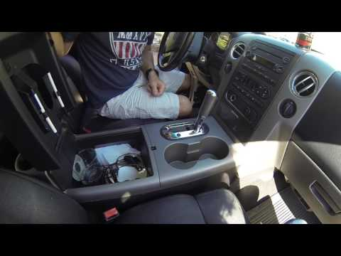 2007 Ford F150 Shifter Remove And Replace Youtube