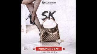 SK - INDEPENDENT (Prod. By GA ) | Swaggie Tv @SwaggieTv