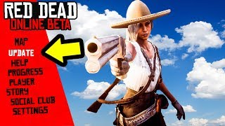 New Red Dead Online Update News! Daily Challenges, Griefer Fixes & More!