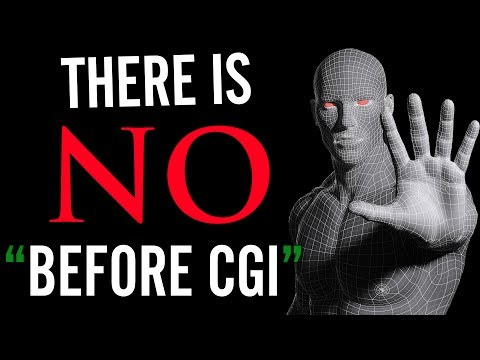 There is no BEFORE CGI - Why CGI in movies is way older than you ever thought - CGI History Film