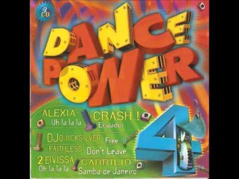 Dance Power 4 Megamix 1997 By Vidisco PT