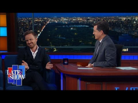 "Aaron Paul Struggled Before Landing His ""Breaking Bad"" Role"