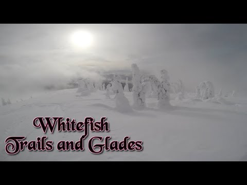 Whitefish 2018 Trails and Glades