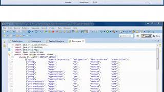 Decision Trees 02 (JAVA Tutorial) - Build tree w/ information gain