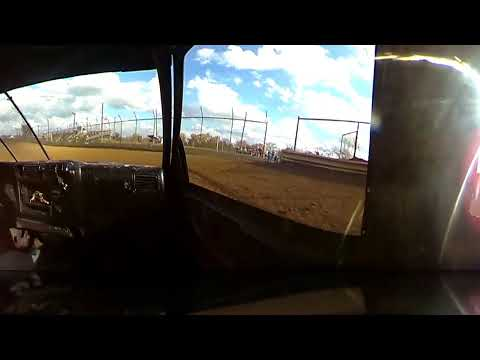 Tony Brown Legendary Hilltop Speedway Truck Enduro 11/5/17 part 2
