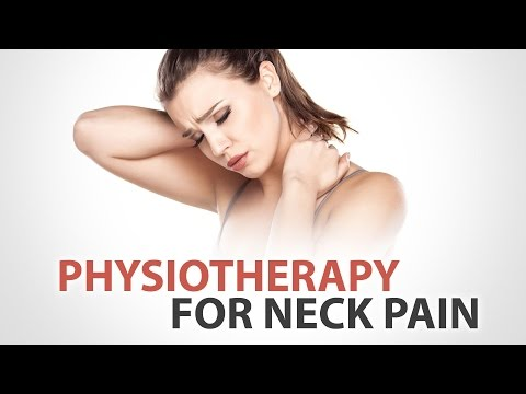 Relief from Neck Pain using Physiotherapy - Dr. Sadiya Vanja