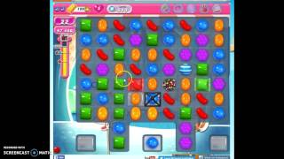Candy Crush Level 513 help w/audio tips, hints, tricks