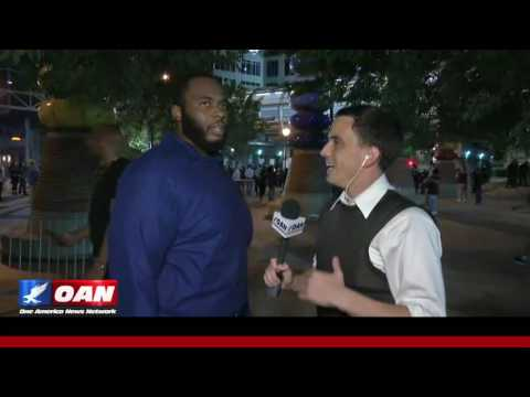 Charlotte Resident Speaks to One America About Protests