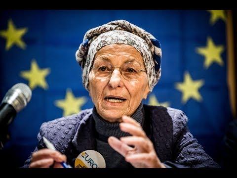Emma Bonino ad HuffPost Live