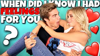 GIRLFRIEND TAG W/ JORDYN JONES...