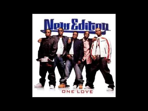 New Edition - All On You (HQ-Audio)