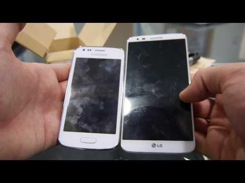 Samsung Galaxy Ace 3 im Unboxing [Deutsch]