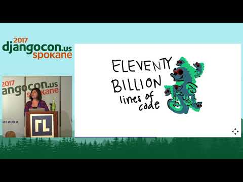 DjangoCon US 2017 - Stumbling Through Django and How Not To by Melanie Crutchfield