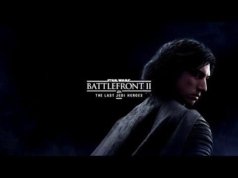 STAR WARS: Battlefront 2 Multiplayer | FIRST Heroes V Villains Match KYLO REN