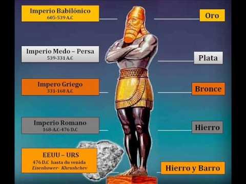 Predica: La Estatua que soñó Nabucodonosor - YouTube