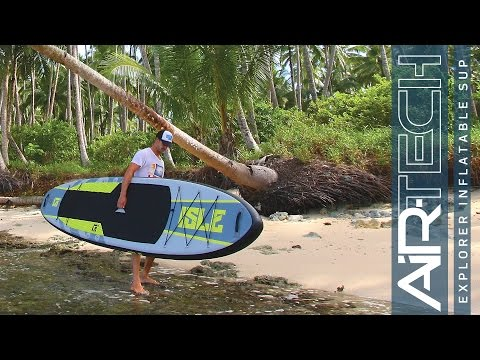 ISLE Explorer Inflatable Paddle Board Review