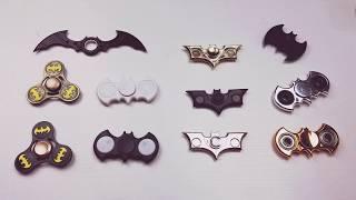 Batman Fidget Spinner Collection- Pick your Favorite!