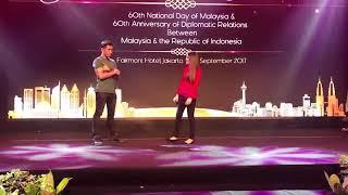 Khai Bahar & Baby Shima - Ku Takkan Bersuara (2nd soundchk @ Jakarta)