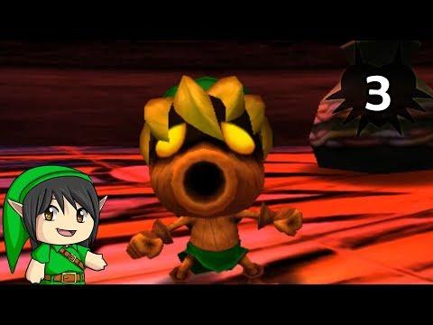 """The Legend of Zelda: Majora's Mask 3D - Part 3: """"Passage of Time"""""""