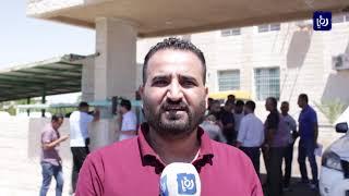 معلمو المحافظات ينفذون وقفات احتجاجية .. ومنع وصول المتجهين إلى عمان - (5-9-2019)