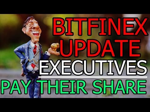 Bitfinex Update: Executives Take Their Fair Share Of Hack Losses (The Cryptoverse #72)