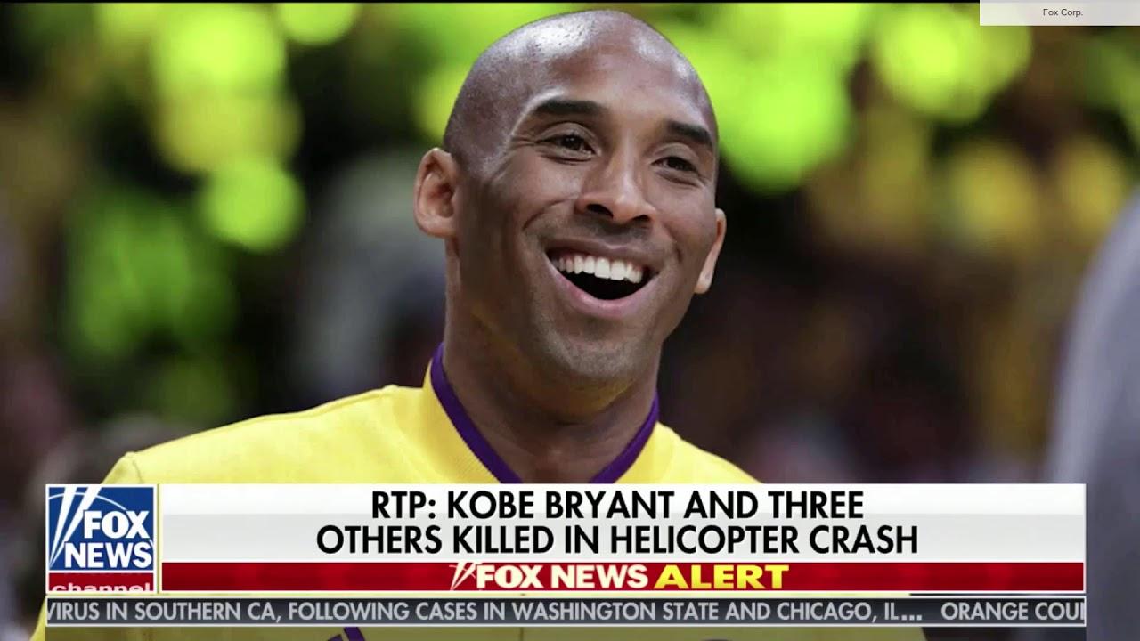 Fox Breaking News: Kobe Bryant Death