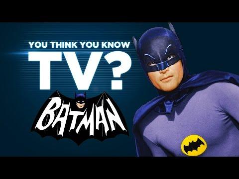 Batman (1966) - You Think You Know TV?