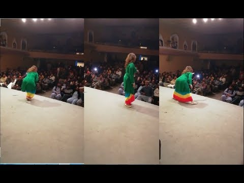 Sheza but hit stage drama dance in Punjab theater Gujranwala