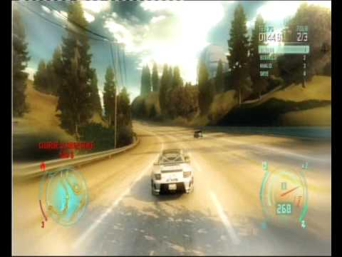 "NFS Undercover, try ""fifth"" Circuit from Challenge Series 2"